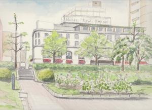 横浜 ニューグランドホテル