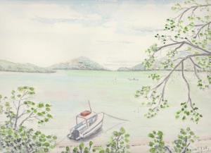 フィジー ヤゲタ島